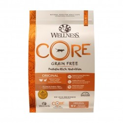 Wellness 寵物健康 - CORE 無穀物經典原味配方 - 11 磅