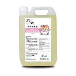 K'9 Natureholic - 玫瑰低敏呵護洗毛精 - 1 加侖