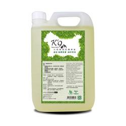 K'9 Natureholic - 綠茶基礎洗毛精 - 1 加侖