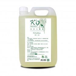 K'9 Natureholic - 潤澤柔順薰衣草護毛精 - 1 加侖