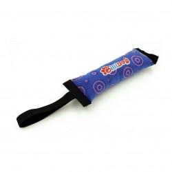 Billipets - BilliDog 耐用發聲棒型狗玩具 - 藍色
