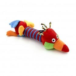 Billipets - 長粗綿繩發聲狗玩具 - 渡渡鳥