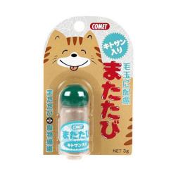COMET - 木天蓼粉末 (排毛配方) - 3 克