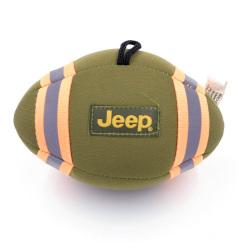 Billipets - Jeep 欖球帆布玩具 - 15 厘米