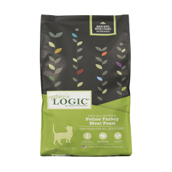 Nature's Logic 自然邏輯 - 火雞肉全貓糧 - 3.5 公斤