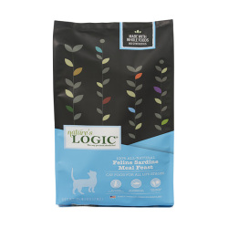 Nature's Logic 自然邏輯 - 沙甸魚全貓糧 - 1.5 公斤