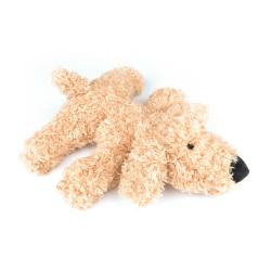 Billipets - 超軟發聲毛毛狗玩具 - 米色