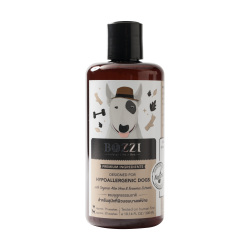BOZZI - 低過敏性洗毛液 (經典原味) - 300 毫升