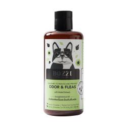 BOZZI - 防止氣味和跳蚤洗毛液 (除臭防蚤) - 300 毫升