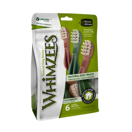 WHIMZEES - 大型犬專用高效潔齒骨 - 12.7 安士