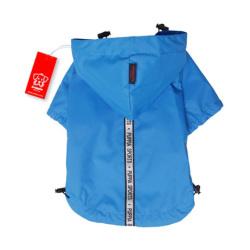 Puppia - Base Jumper 雨衣 (天空藍) - 加大