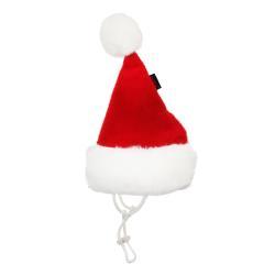 Puppia - 聖誕帽 (紅色) - 中