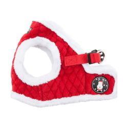 Puppia - Blitzen H 型胸帶 B 款 (紅色) - 中
