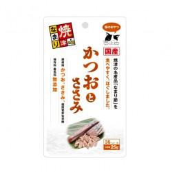 日本三洋 - 小玉傳說燒津鰹魚、雞肉 - 25 克