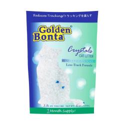 Golden Bonta 金毛迪 - 水晶貓砂 - 3.8 公升