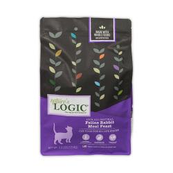 Nature's Logic 自然邏輯 - 兔肉全貓糧 - 1.5 公斤