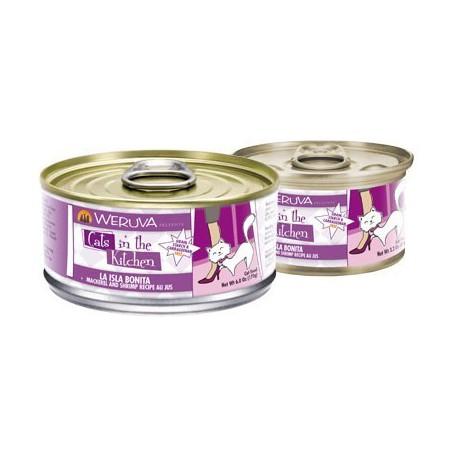 Weruva 肉汁系列 - 鯖魚、蝦 - 85 克