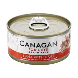 Canagan 原之選 - 吞拿魚伴蟹肉 - 75 克