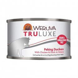 Weruva 尊貴系列 - 去皮走地雞胸肉、去皮鴨胸肉 - 170 克