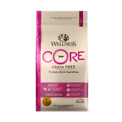 Wellness 寵物健康 - CORE 無穀物火雞拼鴨肉配方 - 5 磅