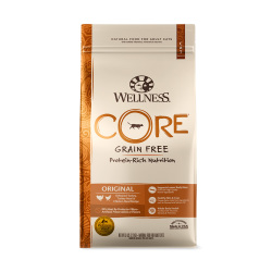 Wellness 寵物健康 - CORE 無穀物經典原味配方 - 5 磅