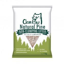 Clean Paw 潔寶 - 天然松木貓砂 - 5 公斤