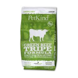 PetKind - 無穀物牛草胃及牛肉配方狗糧 - 6 磅