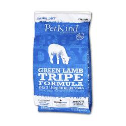 PetKind - 無穀物羊草胃及火雞肉配方狗糧 - 6 磅