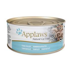 Applaws 愛普士 - 全天然吞拿魚柳貓罐頭 - 70 克