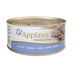 Applaws 愛普士 - 全天然海洋魚 (吞拿魚、鯖魚) 貓罐頭 - 70 克