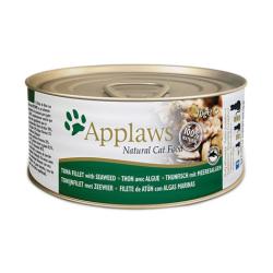 Applaws 愛普士 - 全天然吞拿魚、紫菜貓罐頭 - 70 克