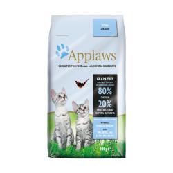Applaws 愛普士 - 雞肉幼貓糧 - 2 公斤