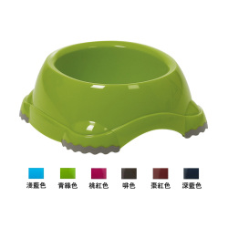 Moderna 摩登家 - 防滑餵食單碗 - 深藍色