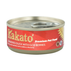 Kakato 卡格 - 金蕨系列杞子燉鴨 - 70 克