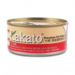 Kakato 卡格 - 杞子燉雞 - 170 克