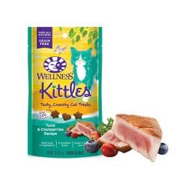 Wellness 寵物健康 - Kittles 吞拿魚小紅莓 - 2 安士 到期日:2019-02-03