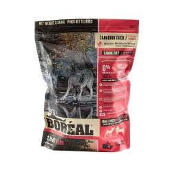 Boreal - 無穀物小型犬鴨鮮肉配方 - 5 磅 到期日:2019-02-11