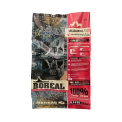 Boreal - 無穀物小型犬鴨鮮肉配方 - 12 磅 到期日:2019-02-11