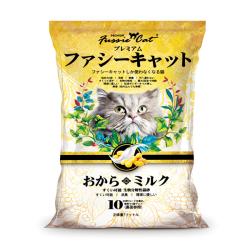 Fussie Cat - 牛奶味豆腐貓砂 - 7 公升