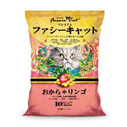 Fussie Cat - 蘋果味豆腐貓砂 - 7 公升