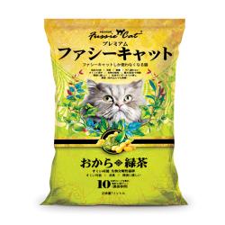 Fussie Cat - 綠茶味豆腐貓砂 - 7 公升