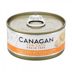 Canagan 原之選 - 雞肉伴三文魚 - 75 克
