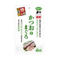 日本三洋 - 小玉傳說燒津鰹魚、吞拿魚 - 25 克 到期日:2019-04-06