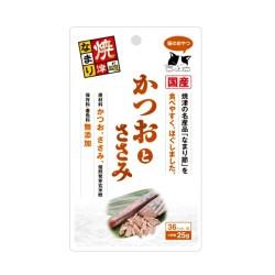 日本三洋 - 小玉傳說燒津鰹魚、雞肉 - 25 克 到期日:2019-04-07
