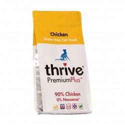 Thrive 脆樂芙 - Premium Plus 90% 鮮雞肉無穀物貓糧 - 1.5 公斤
