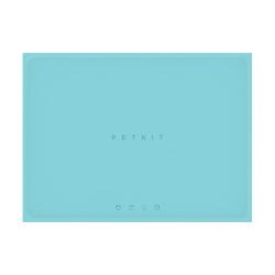 PETKIT - 防溢出餐墊 - 湖水藍