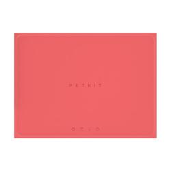 PETKIT - 防溢出餐墊 - 西瓜紅
