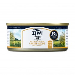 ZiwiPeak 巔峰 - 放養雞配方貓罐頭 - 85 克