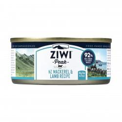ZiwiPeak 巔峰 - 鯖魚配羊肉配方貓罐頭 - 85 克