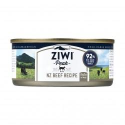 ZiwiPeak 巔峰 - 牛肉配方貓罐頭 - 85 克